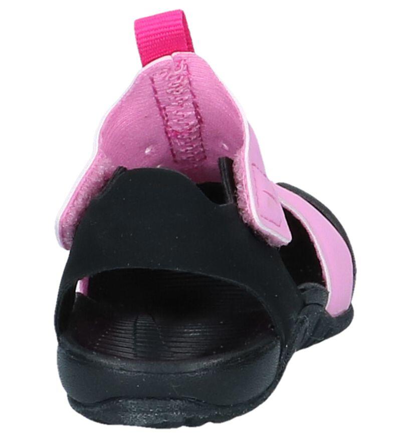 Roze Watersandalen Nike Sunray Protect 2 TD in kunststof (238309)