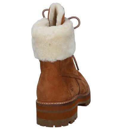 Timberland Courmayeur Valley Cognac Boots in nubuck (222506)