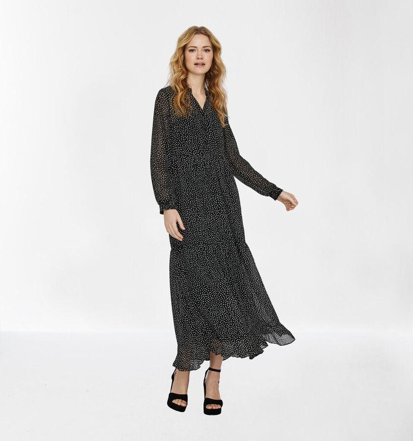 Vero Moda Julianne Robe en Noir (278217)