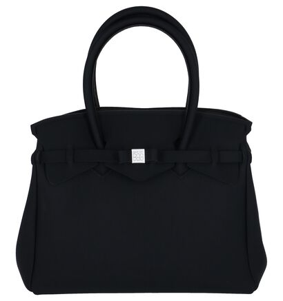 Save My Bag Miss Zwarte Handtas in stof (245799)