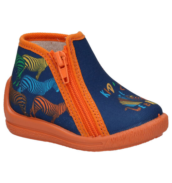 Bellamy Prad Blauwe Pantoffels