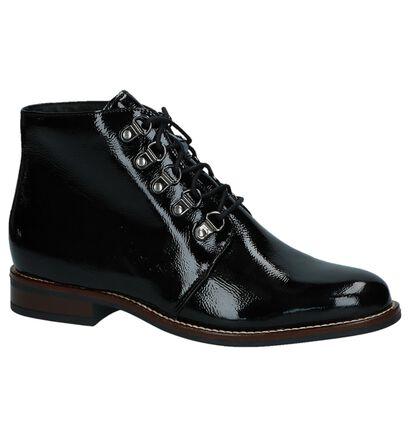 Zwarte Gosh Hoge Schoenen in lakleer (222929)