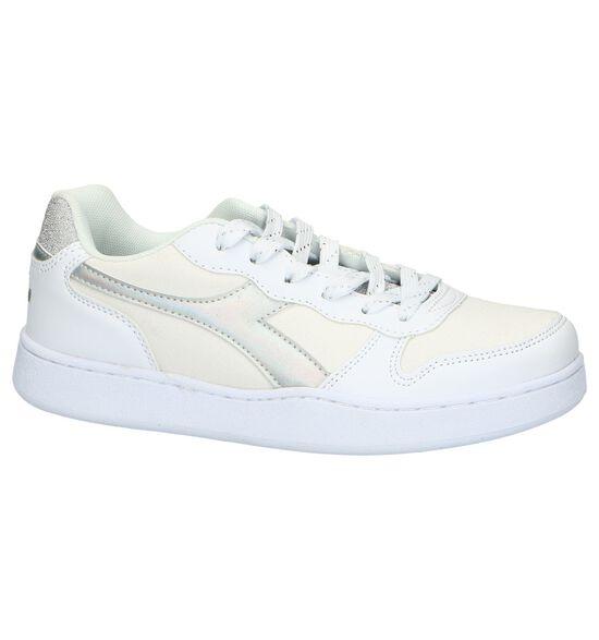 Witte Sneakers Diadora Playground