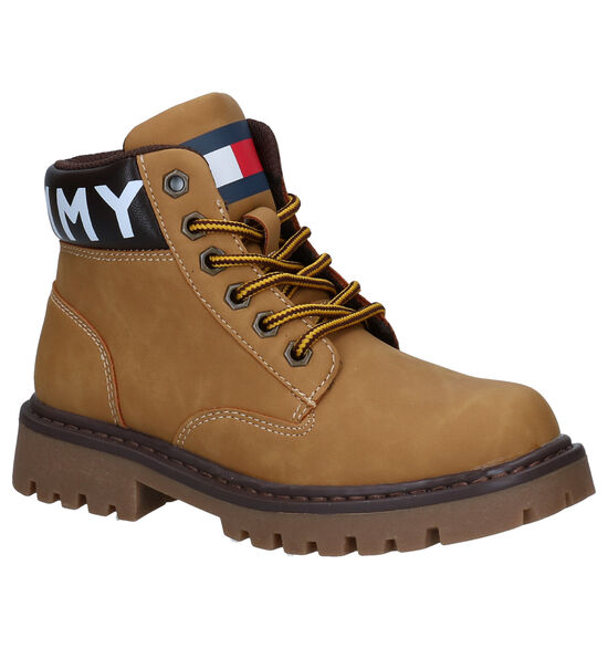 Tommy Hilfiger Naturel Boots