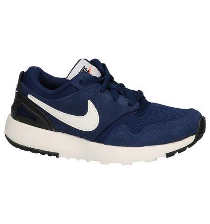 Blauwe Runner Sneakers Nike Vibenna in stof (206250)
