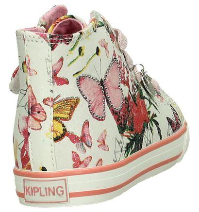 Kipling Baskets hautes en Rose en textile (195825)
