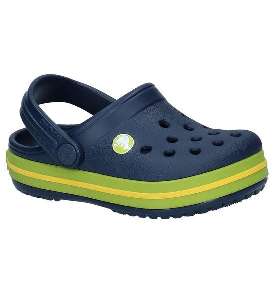 Crocs Crocband Blauwe Slippers