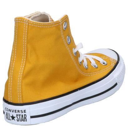 Converse Chuck Taylor AS Seas Groene Sneakers in stof (252775)