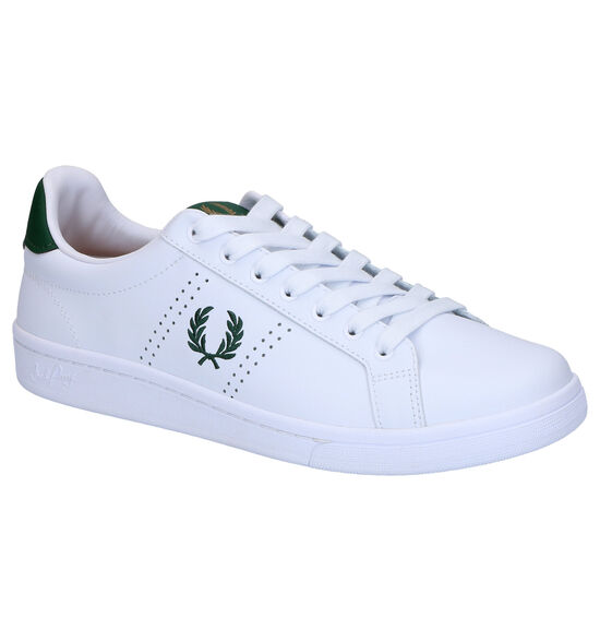 Fred Perry Witte Sneakers
