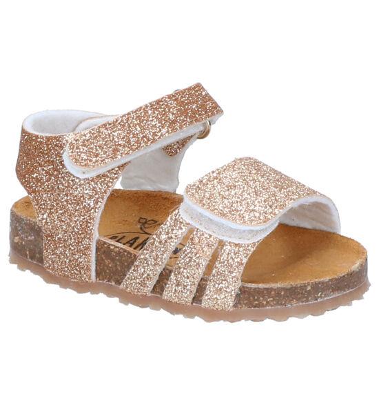 Plakton Gouden Sandalen
