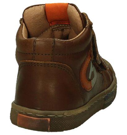 FR by Romagnoli Chaussures hautes en Marron en cuir (201945)