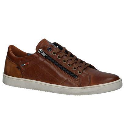 River Woods Chaussures basses en Cognac en cuir (246724)