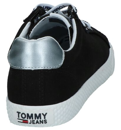 Tommy Hilfiger Baskets basses  (Rose clair), Noir, pdp