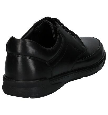 Ara Moritz Chaussures Basses en Noir en cuir (259387)