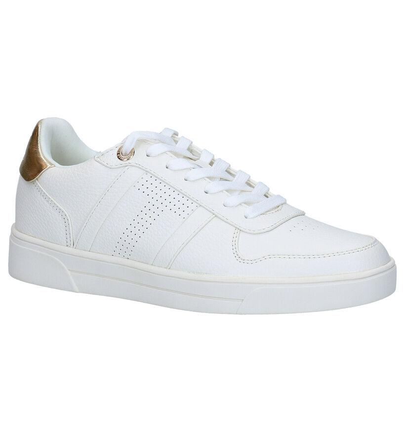 Ted Baker Sosie Witte Sneakers in leer (276072)