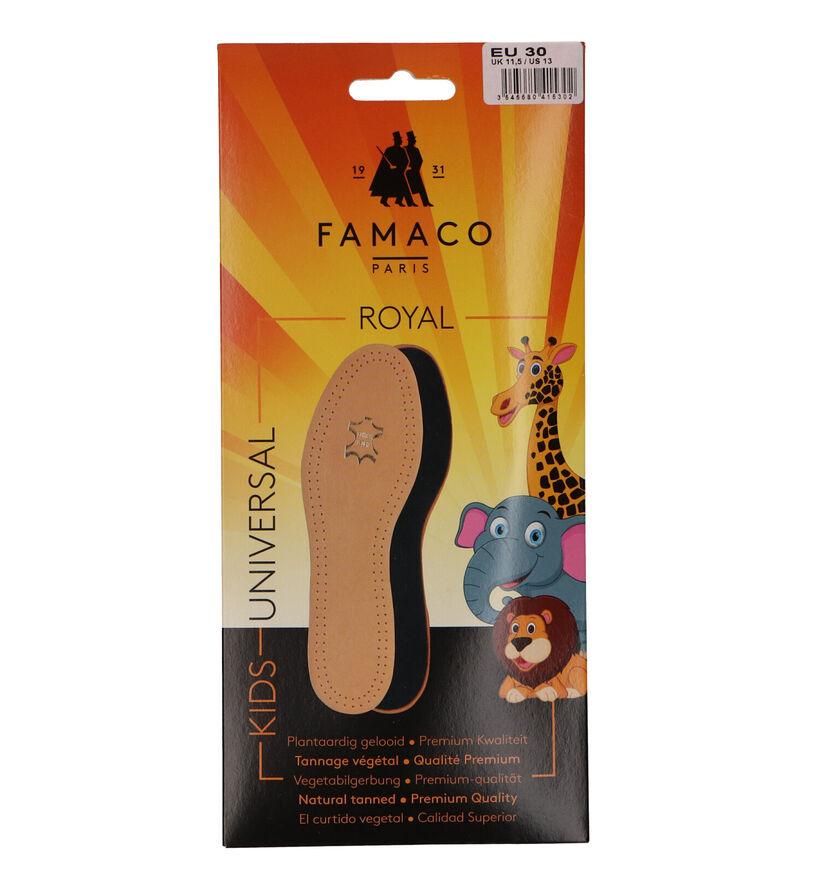 Famaco Universal Royal Kids Semelles - Cuir (208534)