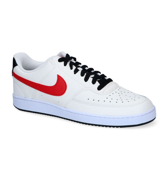 Nike Court Vision Ecru Sneakers