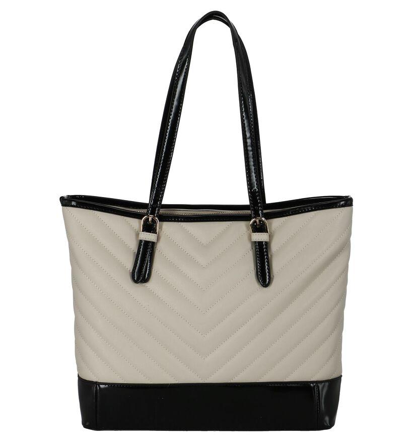 Valentino Handbags Chocolat Licht Beige Shopper in kunstleer (232989)
