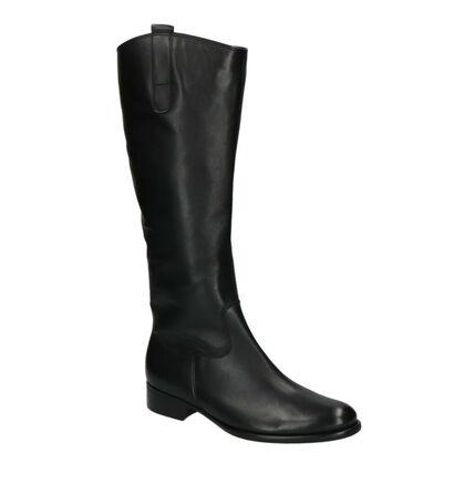 Gabor Zwarte Laarzen in leer (260251)