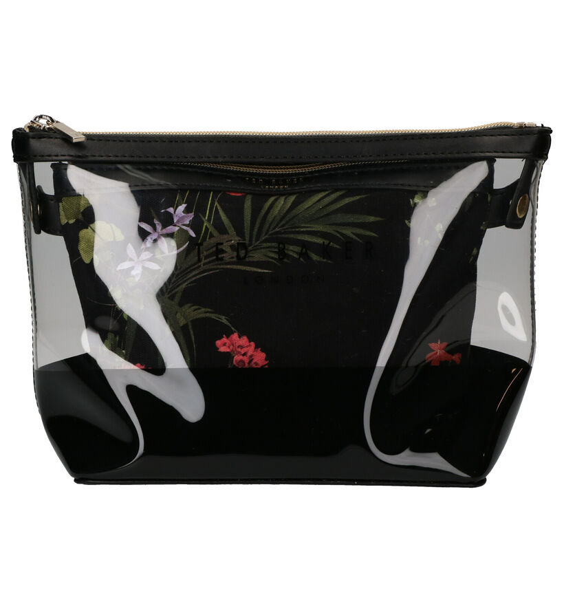 Ted Baker Tilotma Zwarte Make-up Tas in kunstleer (264725)
