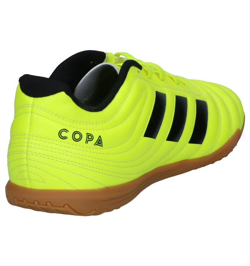 adidas Copa Chaussures de Foot en Jaune en simili cuir (252940)