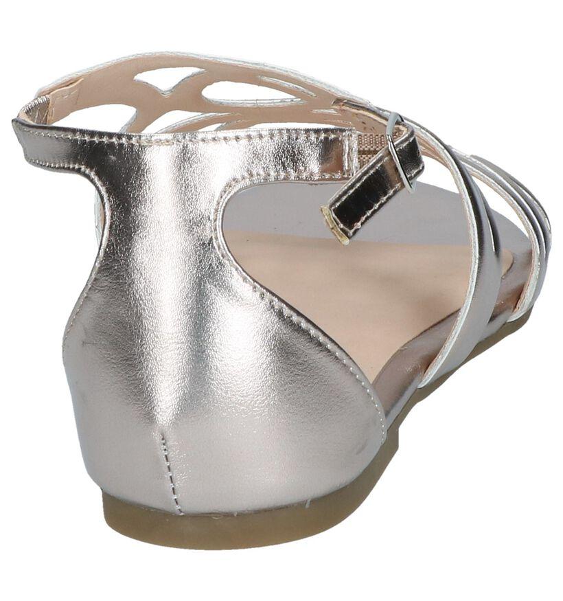 Gouden Sandalen Youh! in kunstleer (239199)