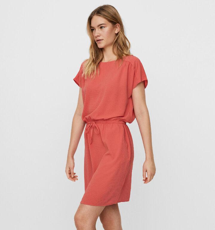Vero Moda Sasha Robe en Rouge