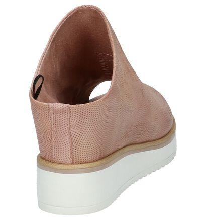Tamaris Nu-pieds à talons  (Or rose), Rose, pdp