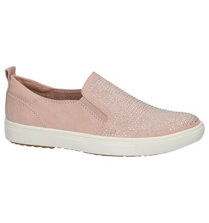 Tamaris Chaussures slip-on  (Pastel), Rose, pdp