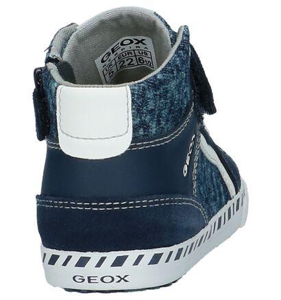 Babysneakers Geox Donkerblauw, Blauw, pdp