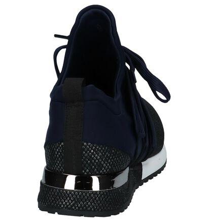 La Strada Baskets basses  (Beige clair), Bleu, pdp