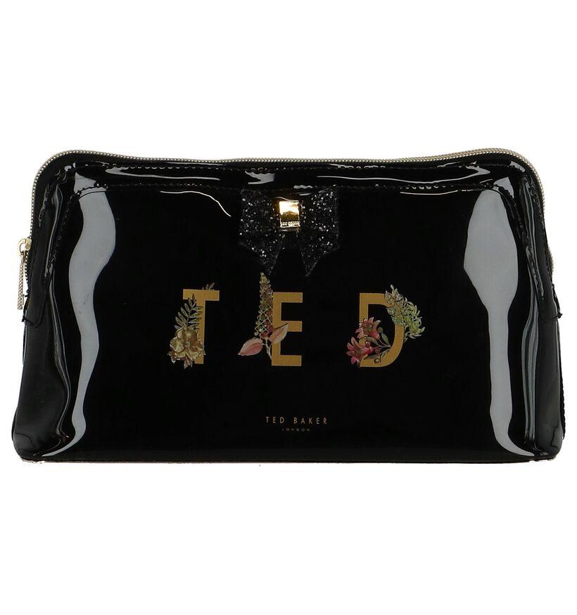 Ted Baker Trousses de maquillage en Noir en cuir verni (236378)