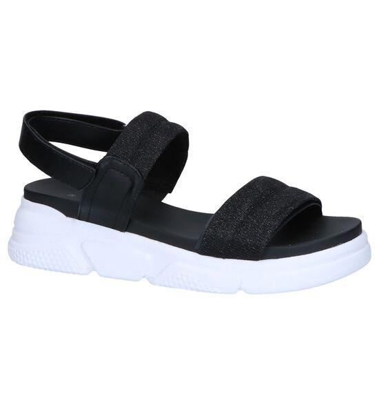 Zwarte Sandalen s. Oliver