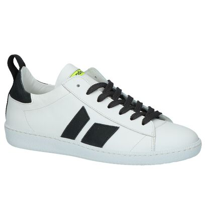 Lage Geklede Sneakers Wit Rondinella, Wit, pdp
