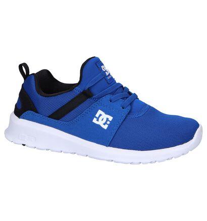 DC Shoes Baskets basses  (Noir), Bleu, pdp