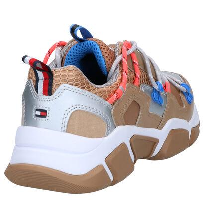 Tommy Hilfiger City Voyager Witte Sneakers in kunststof (264950)