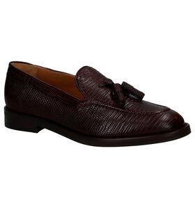 JHay Loafers en Marron en cuir (281954)
