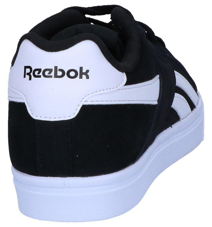 Reebok Royale Complete Baskets en Noir en simili cuir (252452)