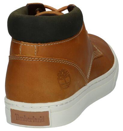 Beige Boots Timberland Adventure 2.0 Cupsole, Cognac, pdp