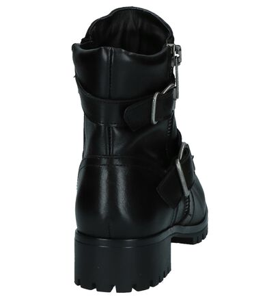 Bullboxer Bottines en Noir en cuir (232193)