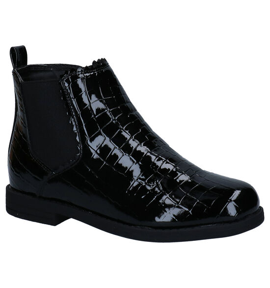 Milo & Mila Zwarte Chelsea Boots