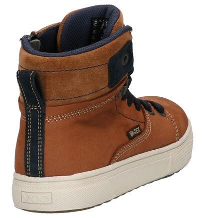 Vado Bosse Grijze Boots in nubuck (260790)