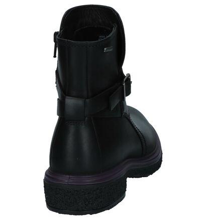 ECCO Bottines en Noir en cuir (235736)
