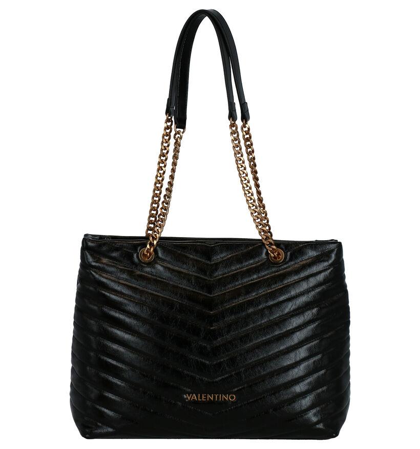 Valentino Handbags Grifone Sac à bandoulière en Noir en simili cuir (275782)