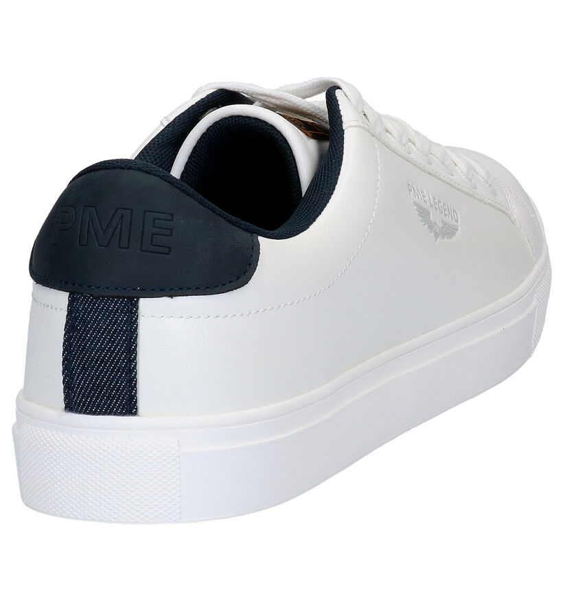 PME Legend Eagle Witte Sneakers in kunstleer (267865)