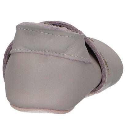 Bobux Chaussons bébé en Beige clair en cuir (261084)