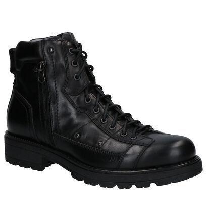 NeroGiardini Zwarte Boots in leer (259924)