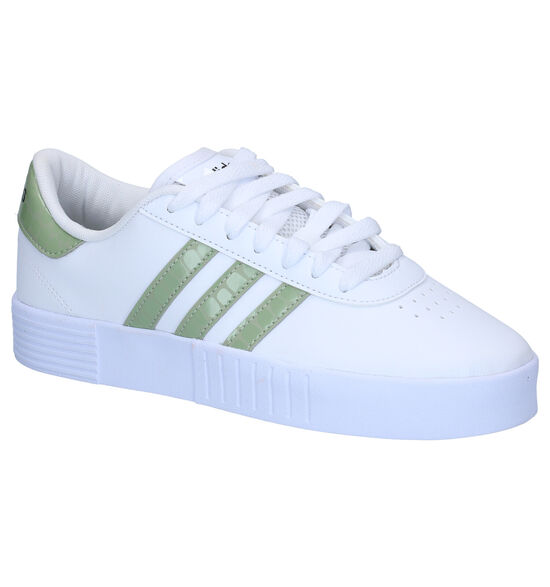adidas Court Bold Witte Sneakers