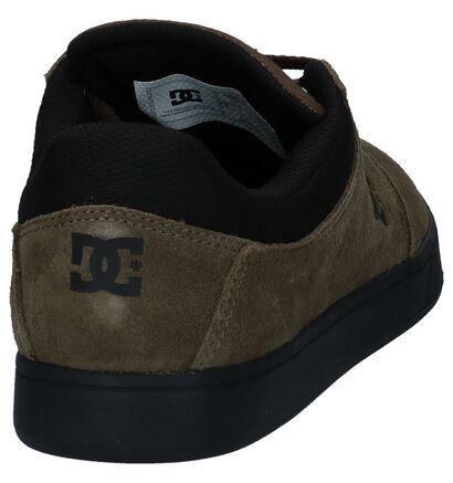 Kaki Skateschoenen DC Shoes Crisis in daim (235124)
