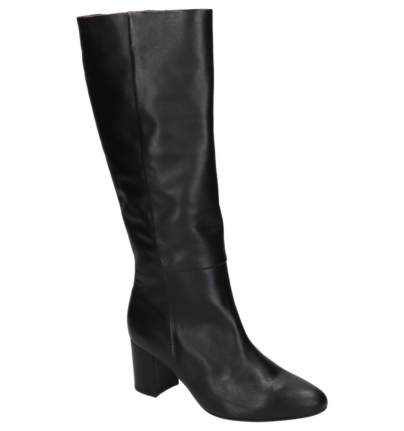 Gabor Zwarte Laarzen in leer (260511)